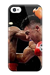 New Premium Flip Case Cover Mayweather Skin Case For Iphone 4/4s