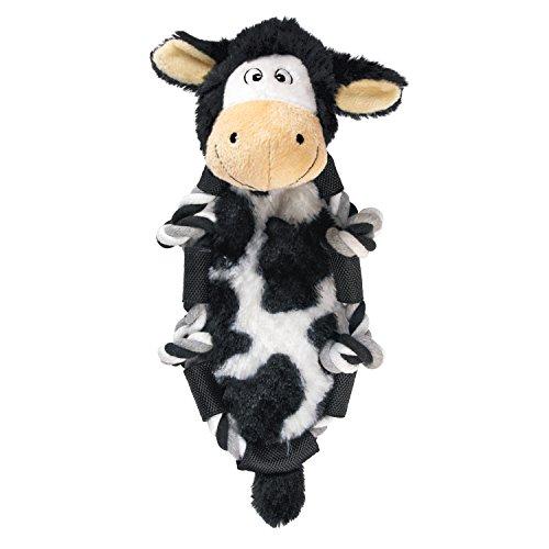 KONG Barnyard Knots Cow, Small