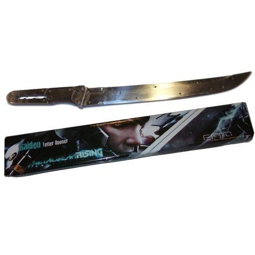 Metal Gear Rising Raiden Mini Sword Letter Opener (Letter Opener Video Game)