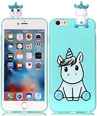 April Cute Unicorn Iphone 7 Case