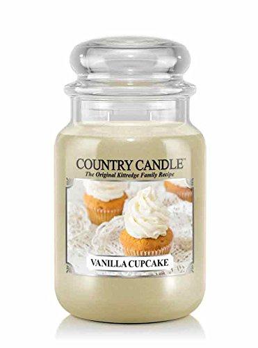 Vanilla Cupcake Giara Grande Country Candle 0089-000450