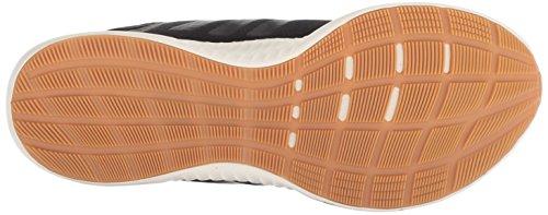adidas Women's Edgebounce Running Shoe Black/Night Metallic, 5.5 M US by adidas (Image #3)