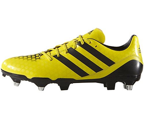 adidas AW15/SS16 Incurza SG Rugby Boots - Yellow/Black