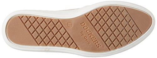 Dockers by Gerli 40my201-612920, Zapatillas para Mujer Dorado (Gold 920)