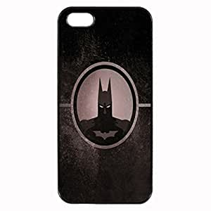 Batman Unipue Custom Image Case iphone 4 case , iphone 4S case, Diy Durable Hard Case Cover for iPhone 4 4S , High Quality Plastic Case By Argelis-sky, Black Case New