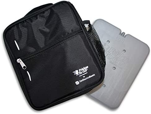 fb342d676057 Fridge-to-go Cooler Lunch Bag - Insulated Bag Comes WITH A COOLING ...