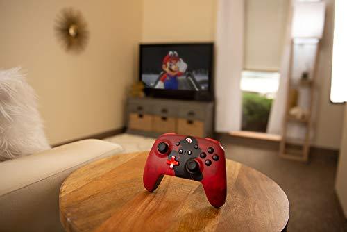 PowerA Enhanced Wireless Controller for Nintendo Switch - Mario Silhouette 4