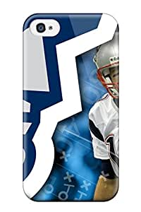 Top Quality Rugged Tom Brady Case Cover For Iphone 4/4s