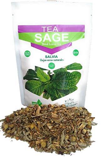 Sage Tea Sage Leaf Tea - 40g de pura salvia natural