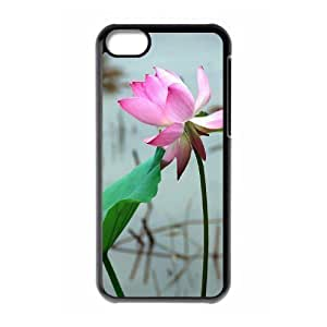 CSKFUBeautiful lotus DIY Cover Case with Hard Shell Protection for iphone 6 4.7 inch iphone 6 4.7 inch Case lxa#892957