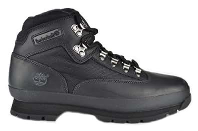 Amazon.com | Timberland Euro Hiker Men's Boots Black 56038