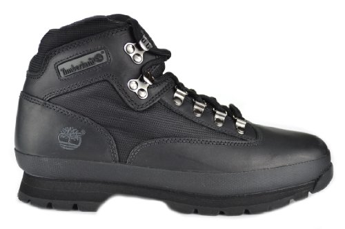 Timberland Euro Hiker Black Boots