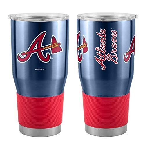 Boelter MLB Atlanta Braves 30 oz. Ultra Tumbler MLB Atlanta Braves, Black, ()