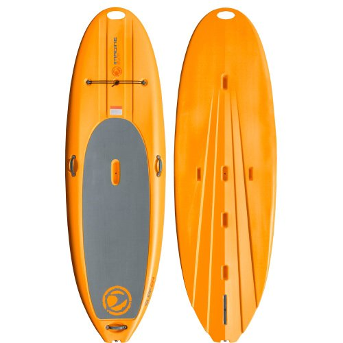 Imagine Surf SUP V2 Surfer Stand Up Paddleboard, 9-Feet 9-Inch x 34-Inch x 6-Inch