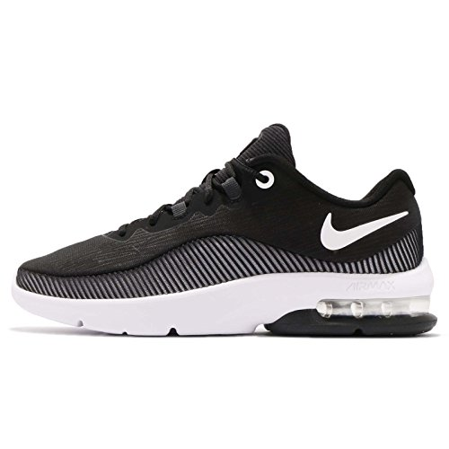 best website 076fd 61fc4 Nike Women s WMNS Air Max Advantage 2, Black White-Anthracite (8.5)