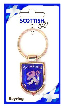 【オープニング大セール】 Blue and Shield Silver Blue Lion Shield Silver Keyring B007OBLF2K, サプリンクス:a7cc7617 --- arianechie.dominiotemporario.com