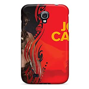 STWanke Case Cover For Galaxy S4 - Retailer Packaging Taylor Kitsch In John Carter Protective Case