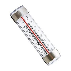 Termómetro digital LCD Refrigerador Termómetro Congelador de ...