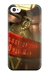 Melissa Aubert Case Cover For Iphone 4/4s - Retailer Packaging Bioshock Video Game Other Protective Case