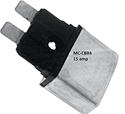 Standard Motor Products Circuit Breaker (15 Amp) MC-CBR4