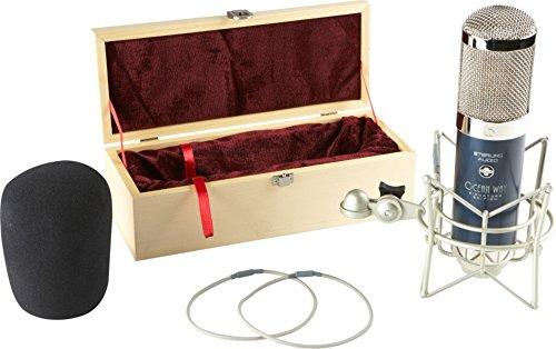 - Sterling Audio Sterling ST6050 FET Studio Condenser Mic Ocean Way Edition