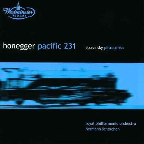 Honegger: Pacific 231/ Stravinsky: Petrouchka