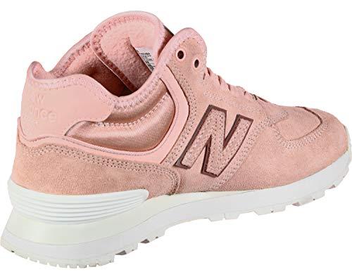 es Wh754ba New Balance Rosa Damskie Sneakers pink EanHZwqAn