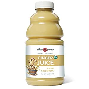 THE GINGER PEOPLE Organic Ginger Juice, 946ml