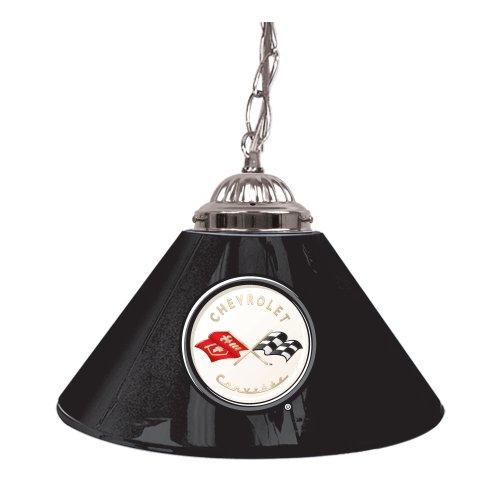[Chevrolet Corvette Single Shade Gameroom Lamp, 14