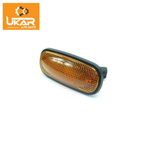 Land Rover Discovery 2 1999-2004 Amber Side Marker Repeater Light XGB000030LED (Side Repeater Amber)