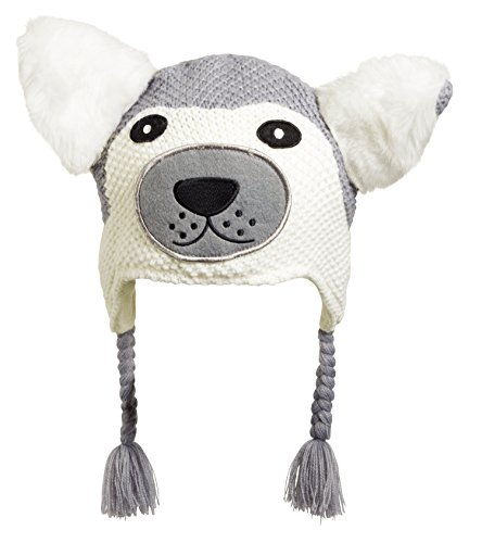 Turtle Fur Kids Togo Husky Sled Dog Earflap Winter Hat