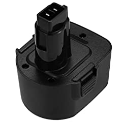 Powerextra 12v Replacement Battery for Black&Decker PS130 Powerextra specialized in manufacturing various power tool batteries. Being one of the top selling brands in the field of power tool replacement batteries in Amazon, Powerextra bat...