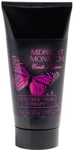 Camille Beckman Glycerin Hand Therapy, Midnight Monarch, 6 Ounce by Camille Beckman