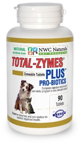 NWC Naturals Total-Zymes Plus Tablets – 90 ct, My Pet Supplies