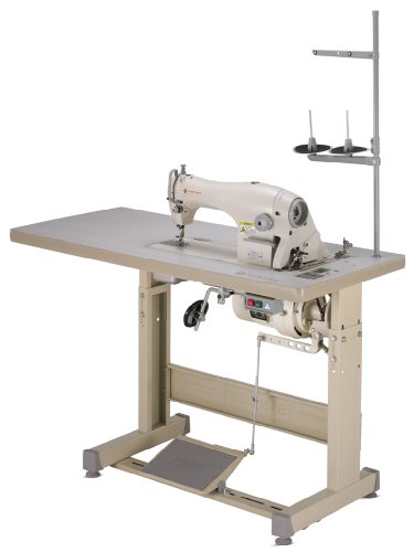 SINGER 40D40 Complete Industrial CommercialGrade StraightStitch Simple Straight Stitch Sewing Machine