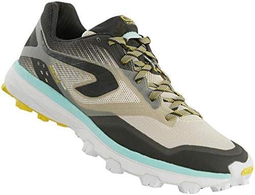 Kalenji - Zapatillas para Correr en montaña de Caucho para Mujer ...