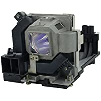 AuraBeam Professional Replacement Projector Lamp for NEC NP30LP With Housing (Powered by Philips)
