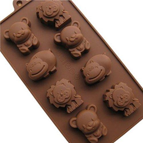 Longzang U Beauty Silicone Chocolate Dinosaur product image