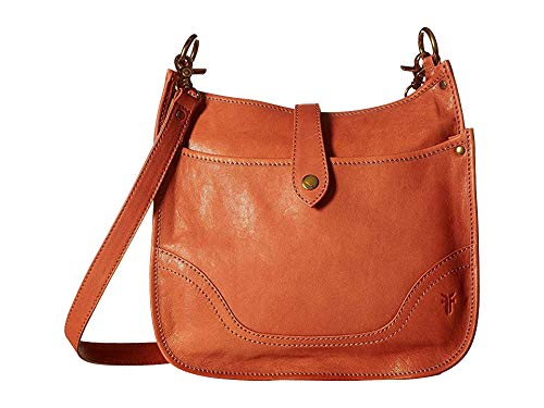 Frye Madison North/South Crossbody Terracotta Soft Vintage Leather One Size