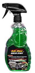 Auto-Chem Professional (720-016) - GREEN STUFF -Multi-Purpose Industrial Strength Citrus Based Biodegradable Natural DeGreaser, Cleaner, Tar and Sap Remover 16.9 oz