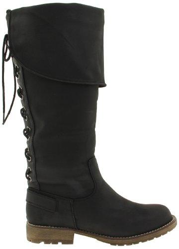 Dirty Laundry, Damen Stiefel & Stiefeletten , Schwarz - schwarz - Größe: 41