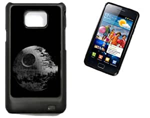 Samsung Galaxy S2 i9100 Hard Case with Printed Design STARWARS DEATH STAR