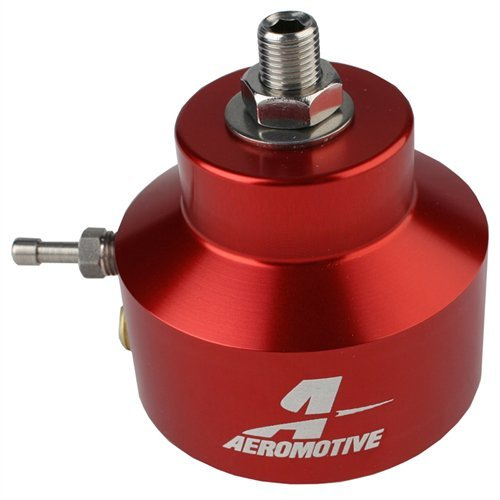 Aeromotive Billet - Aeromotive 13103 Regulator, Billet, Adjustable, Rail Mount Ford 5.0, 86-93