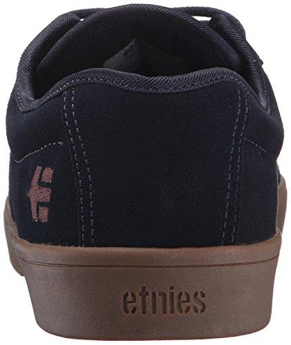 Zapatos Etnies Jameson SL Negro-blanco-Gum NAVY/GUM