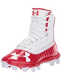 Under Armour Boys Highlight Rm Jr. Football Shoe