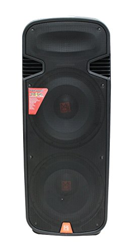 Mr. Dj PBX6000S -Channel PA System by Mr. Dj