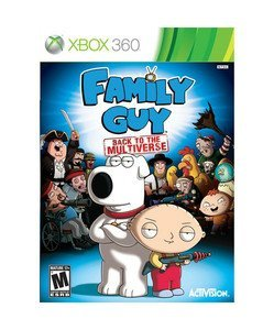 FAMILY GUY:BACK TO THE MULTIVERSE