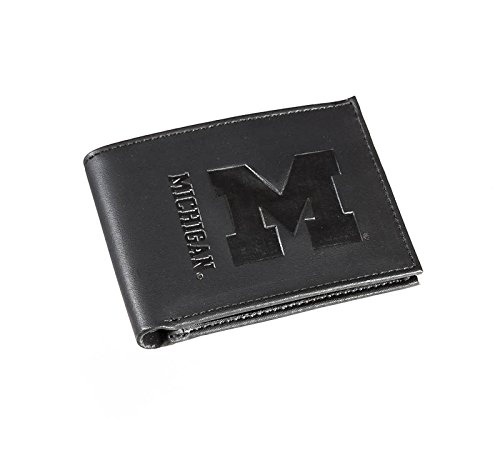 Team Sports America Michigan Bi-Fold Wallet