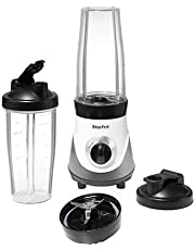 Starfrit 024300 Electric Personal Blender, Black Small