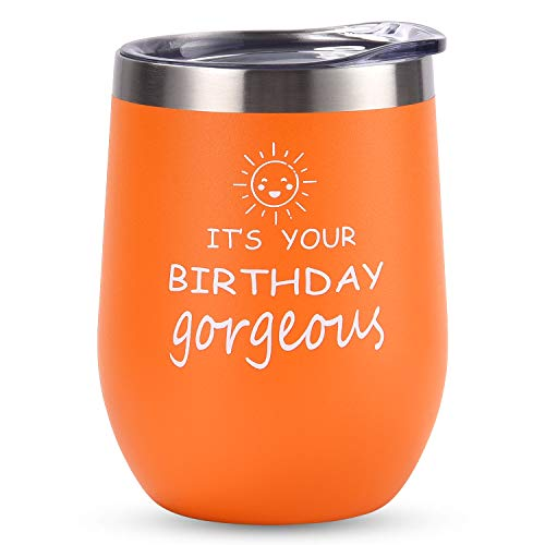 Birthday Gorgeous Stainless Stemless Celebration product image